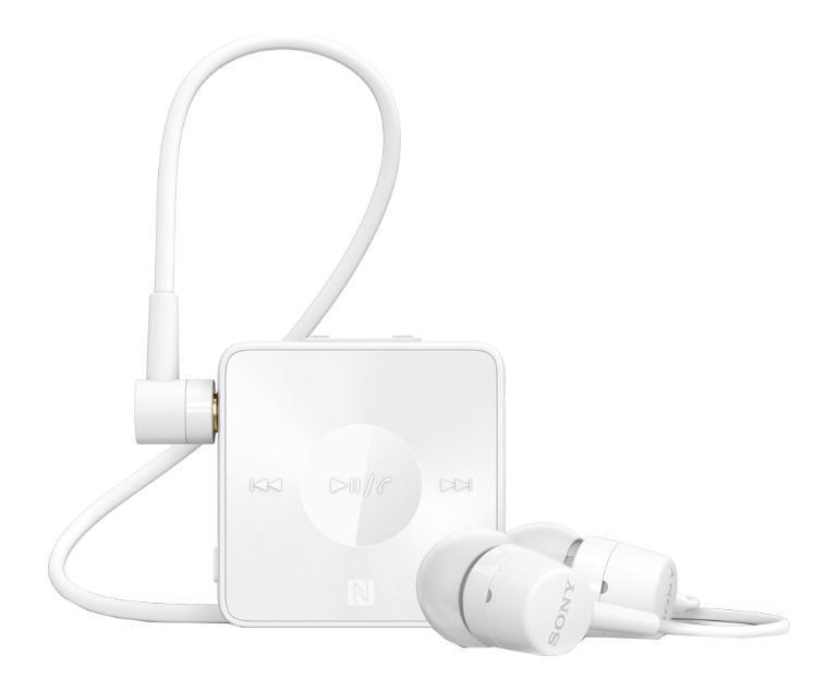 Sony SBH20, White стерео гарнитура Bluetooth с поддержкой NFC20 WhiteПроще, чем подключить кабель. Коснитесь один раз, чтобы выполнить сопряжение смартфона с беспроводной мини-гарнитурой Sony SBH20. Для повторного соединения просто коснитесь гарнитуры еще раз. Технология NFC - это настоящее волшебство.Удобная в использовании беспроводная стереофоническая мини-гарнитура Sony SBH20 с простыми клавишами для управления звонками и музыкой. Насладитесь глубокими басами и динамичным звучанием этой впечатляющей мини-гарнитуры. Позвольте вашему собеседнику почувствовать, что вы находитесь в одной комнате, благодаря технологии HD Voice. Беспроводная технология Bluetooth позволяет вам свободно передвигаться, наслаждаясь прослушиванием музыки со своего смартфона на расстоянии.Стереофоническая мини-гарнитура Bluetooth Sony SBH20 предлагает несколько цветовых решений. Она оснащена надежным вращающимся зажимом, позволяющим носить мини-гарнитуру для мобильного телефона, как вам удобно. Эргономичная клавиша питания в виде ползунка и крупные клавиши управления музыкой, которые легко найти, делают использование еще удобнее и дополняют ненавязчивый стильный дизайн. Избавьтесь от проводов!Возможность работы с несколькими устройствами одновременноПоддержка технологии NFCТип динамика: 9,2 мм, 16 ОмТип мембраны: динамическаяРазмер привода: 9,2 ммПолный коэффициент гармонических искажений: Микрофон: 4 мм, ECM