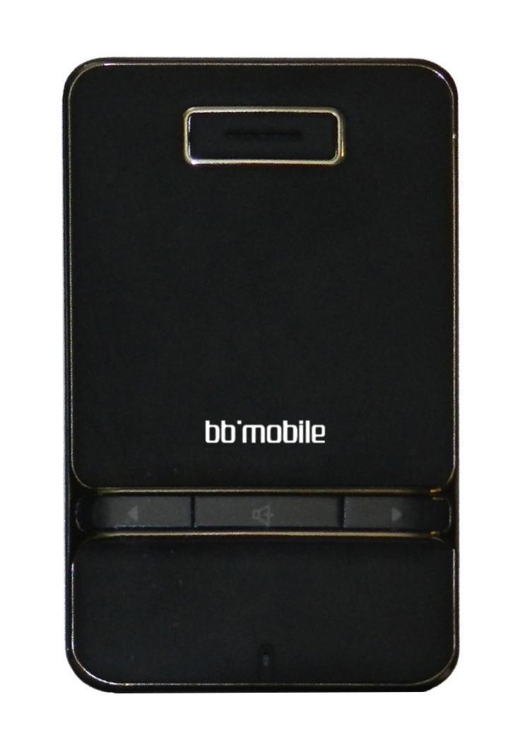 BB-mobile MicrON-3. White беспроводная гарнитура минифон