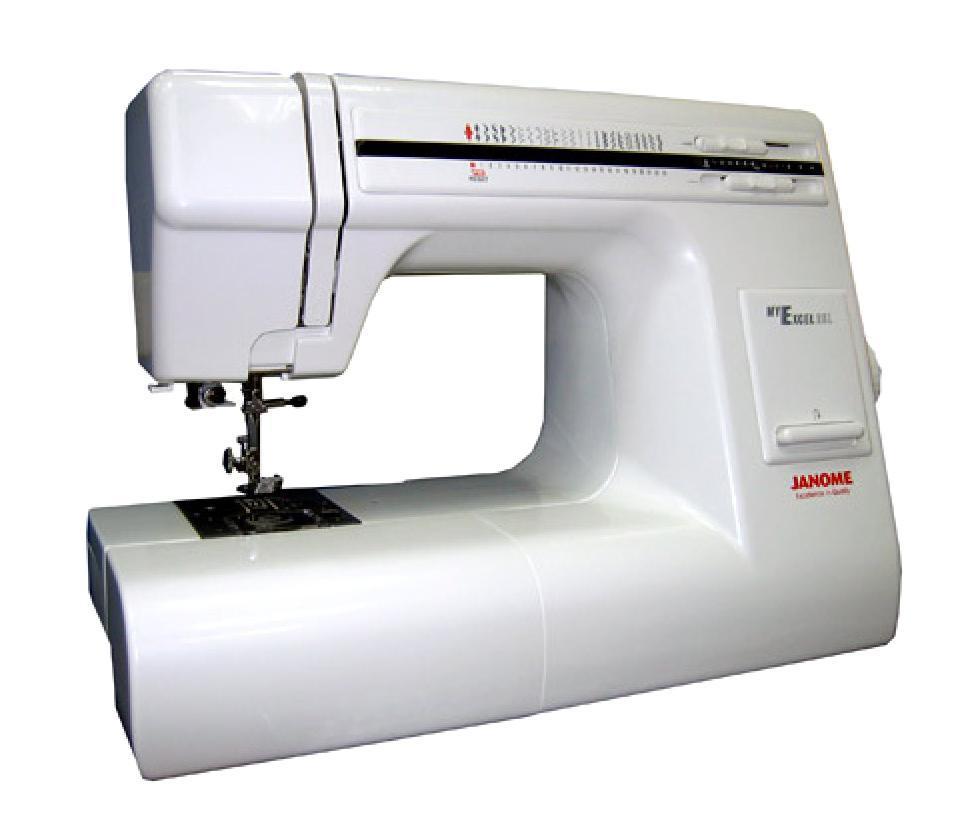 Janome My Excel 23L / My Excel 1231 швейная машина - Швейные машины и аксессуары