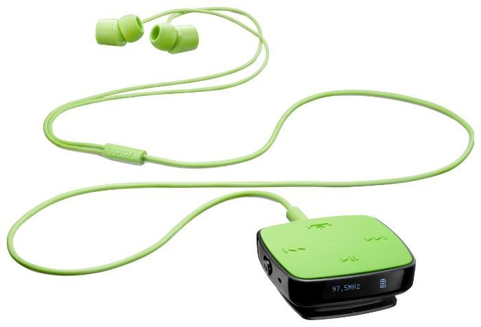 Nokia BH-221, GreenBH-221 Green