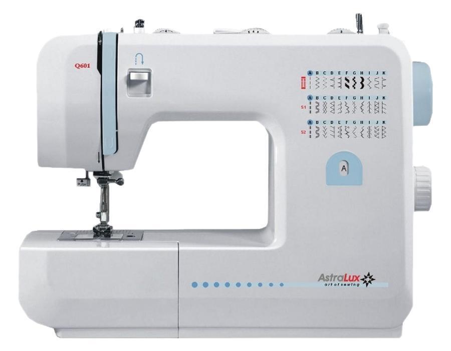 Astralux Q601 швейная машинкаQ601