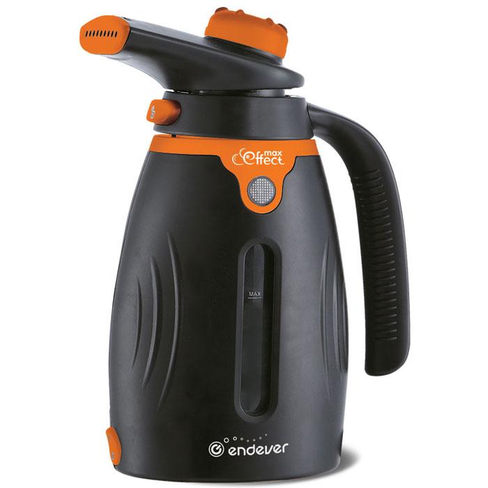 Endever Odyssey Q-420, Black Orange отпаривательQ-420Отпариватель Endever Odyssey Q-420 предназначен для отпаривания одежды, очистки, дезинфекции вещей, различных поверхностей и предметов домашнего обихода. Отличается красивым внешним видом, элегантным дизайном, компактными размерами и удобством в работе. В комплект входят щетка-насадка с длинной щетиной, с мягкой щетиной и мерный стаканчик.
