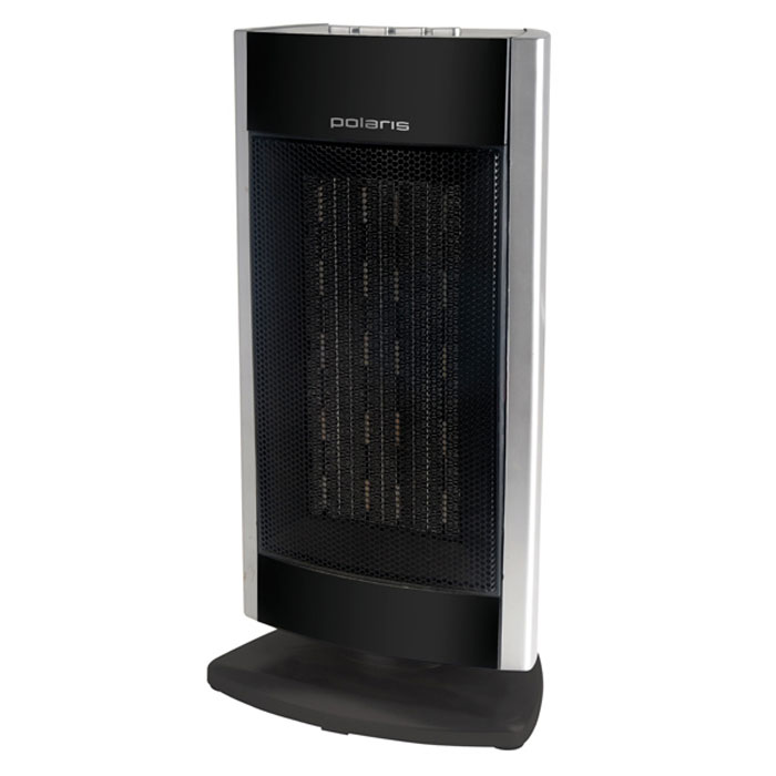 Polaris PCSH 1220 напольный обогревательPCSH 1220Polaris PCSH 1220 - мощный и недорогой керамический обогреватель, который идеально подойдет для обогрева комнаты или офисного места. Его керамический нагревательный элемент не сжигает кислород в помещении. Охват большей площади также достигается за счет функции вращения корпуса. Имеет два регулируемых уровня мощности: 1000 и 2000 Вт.