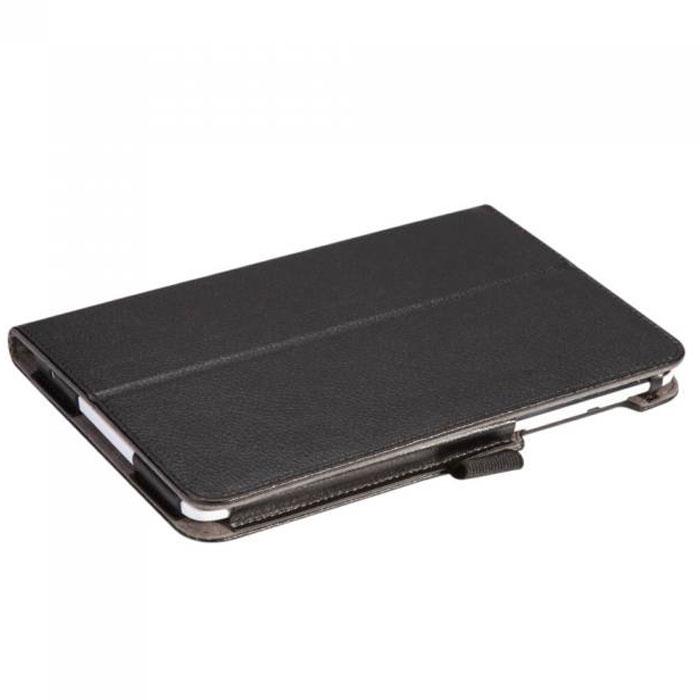 IT Baggage чехол для Lenovo Idea Tab 8 A8-50 (A5500), BlackITLNA5502-1Чехол IT Baggage для планшета Lenovo IdeaTab 8 A8-50 (A5500) - это стильный и лаконичный аксессуар, позволяющий сохранить планшет в идеальном состоянии. Надежно удерживая технику, обложка защищает корпус и дисплей от появления царапин, налипания пыли. Имеет свободный доступ ко всем разъемам устройства.