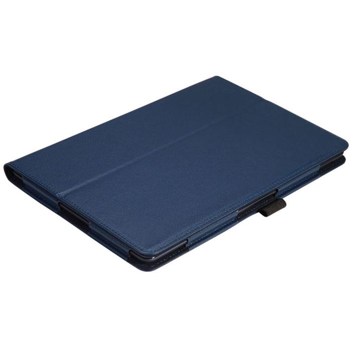 IT Baggage чехол для Lenovo Idea Tab 10 A10-70 (A7600), BlueITLNA7602-4Чехол IT Baggage для Lenovo Tab 10 A10-70 (A7600) - это стильный и лаконичный аксессуар, позволяющий сохранить планшет в идеальном состоянии. Надежно удерживая технику, обложка защищает корпус и дисплей от появления царапин, налипания пыли. Также чехол IT Baggage Lenovo Tab 10 A10-70 (A7600) можно использовать как подставку для чтения или просмотра фильмов. Имеет свободный доступ ко всем разъемам устройства.В комплект к чехлу IT Baggage для Lenovo Tab 10 A10-70 (A7600) входит непромокаемый футляр.