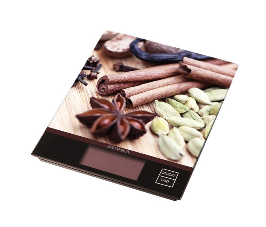 Supra BSS-4097, Brown кухонные весы весы supra bss 5601 bss 5601