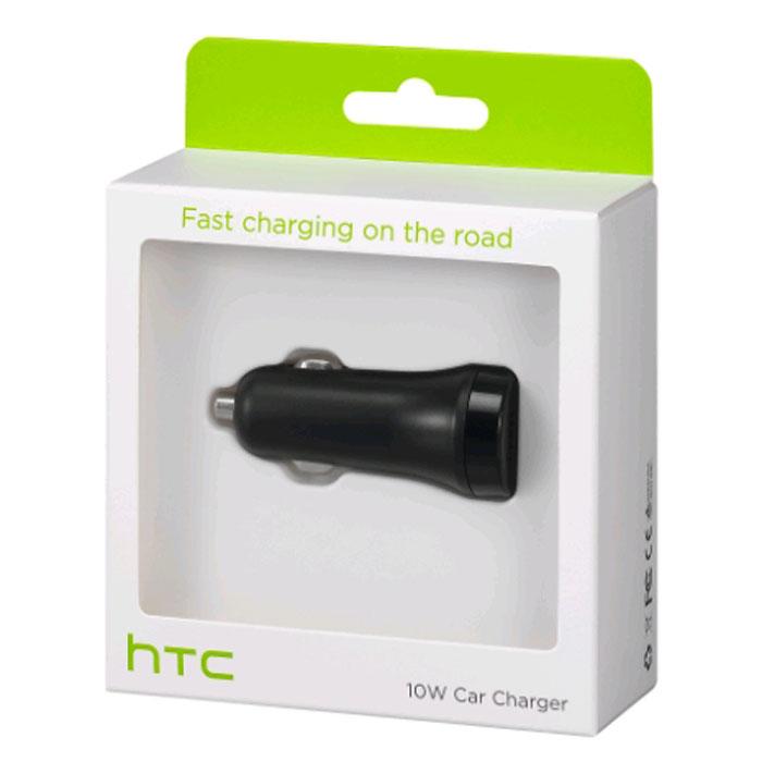 HTC CC C600 автомобильное ЗУ99H11489-00Автомобильное зарядное устройство HTC CC C600 обеспечит питание девайсам во время поездки. Аксессуар совместим с планшетами, плеерами, смартфонами, навигаторами и другой портативной техникой с разъемом microUSB.В комплект входит micro-USB кабель.