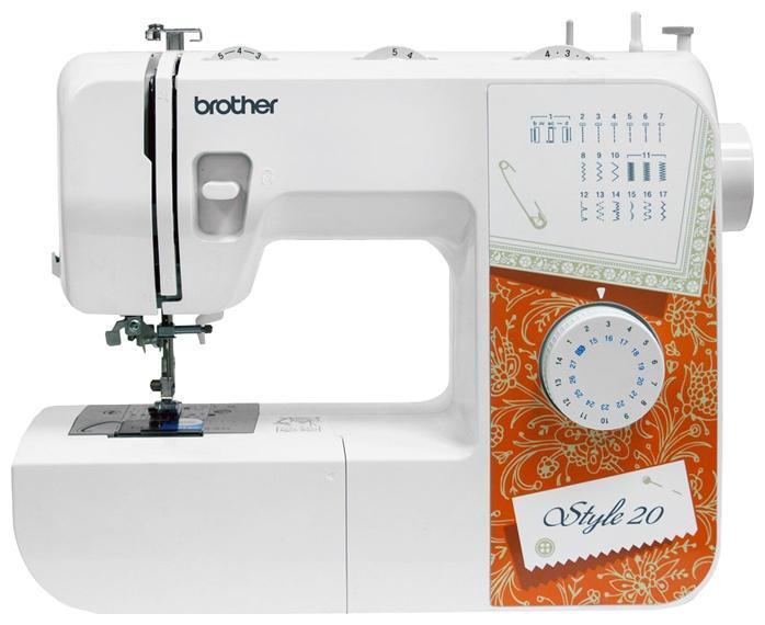 Brother Style 20 швейная машина - Швейные машины и аксессуары
