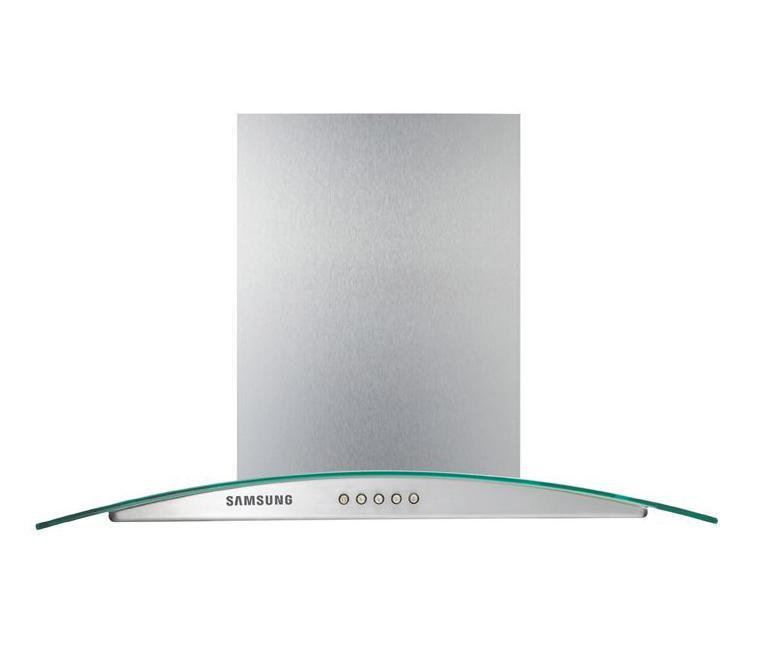 Samsung HDC6255BG вытяжкаHDC6255BGВытяжка Samsung HDC6255BG - гарантия чистоты воздуха на вашей кухне. Даже в том случае, если вы готовите несколько блюд одновременно, наличие 3 скоростей работы вытяжного вентилятора обеспечивают эффективное удаление паров и запахов, выделяющихся в атмосферу во время приготовления пищи. Легко очищаемые алюминиевые фильтры задерживают мельчайшие частицы различных веществ, образующихся во время приготовления пищи и поддерживают чистоту воздуха в кухне. Естественное яркое освещение, обеспечиваемое галогенной лампой, дополняет стильный дизайн корпуса вытяжки, изготовленной из нержавеющей стали, и создает комфортную атмосферу на вашей кухне.