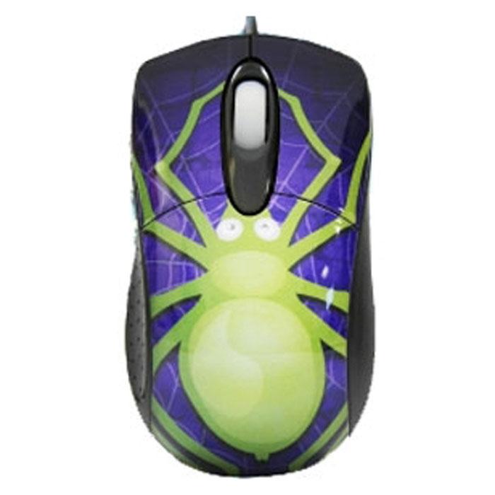 EXEQ MMP-100, Spider проводная мышь