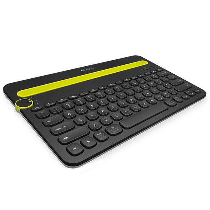 Logitech Bluetooth Multi-Device Keyboard K480 (920-006368) клавиатура