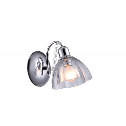 A9559AP-1CC SILENZIO БраA9559AP-1CCСветильник отличается оригинальным и стильным дизайном, который внесет особую атмосферу в ваш дом. Элегантная форма светильника подойдет для любого интерьера.