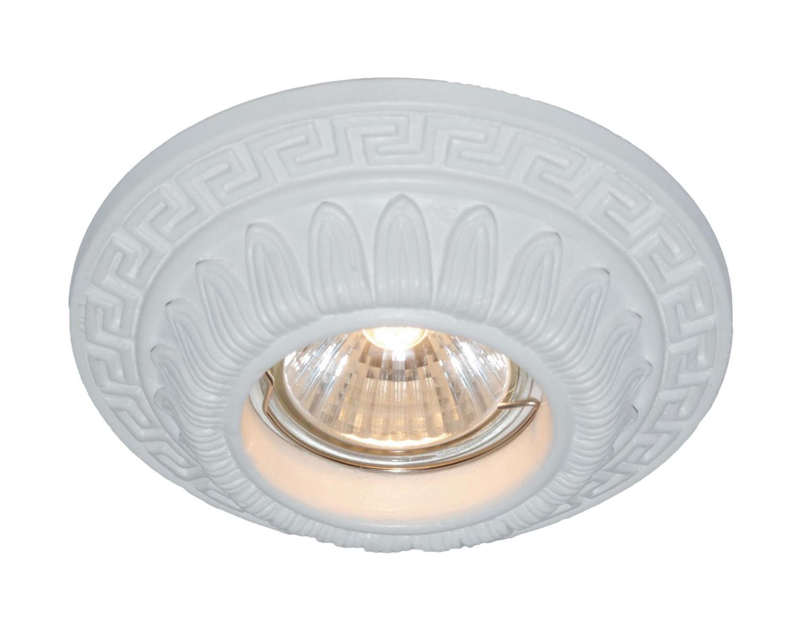 A5073PL-1WH CRATERE Встраиваемый светильникA5073PL-1WH1x50W; патроны GU10 и G5,3 в комплекте; Светильник можно красить Материал: Арматура: ГипсРазмер: 120x120x40Цвет: Белый