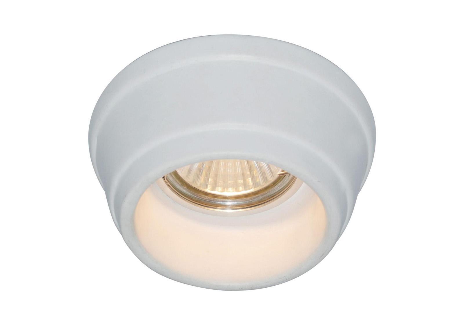 A5243PL-1WH CRATERE Встраиваемый светильникA5243PL-1WH1x50W; патроны GU10 и G5,3 в комплекте Материал: Арматура: КерамикаРазмер: 104x104x60Цвет: Белый