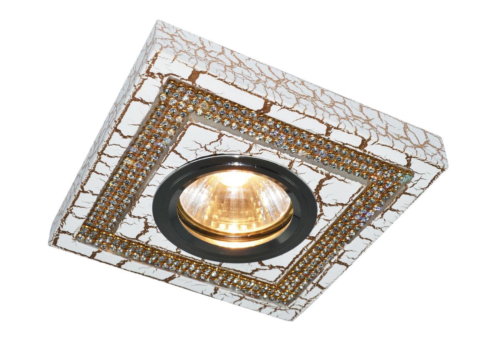 A5340PL-1WG TERRACOTTA Встраиваемый светильникA5340PL-1WG1x50W; патроны GU10 и G5,3 в комплекте Материал: Арматура: ПолимерРазмер: 110x110x30Цвет: Бело-золотой