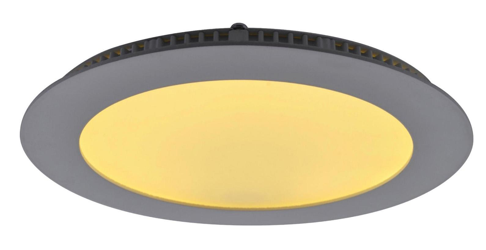 A2612PL-1WH FINE Встраиваемый светильникA2612PL-1WH12W LED; 960 lm Материал: Арматура: Алюминий / Элемент декора: ПластикРазмер: 174x174x25Цвет: Белый