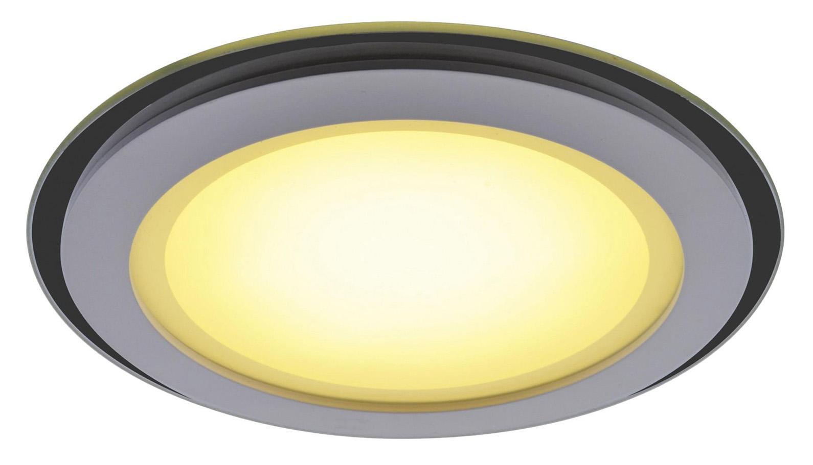 A4118PL-1WH RAGGIO Встраиваемый светильникA4118PL-1WH18W LED; 1440 lm Материал: Арматура: Алюминий / Элемент декора: СтеклоРазмер: 210x210x45Цвет: Белый
