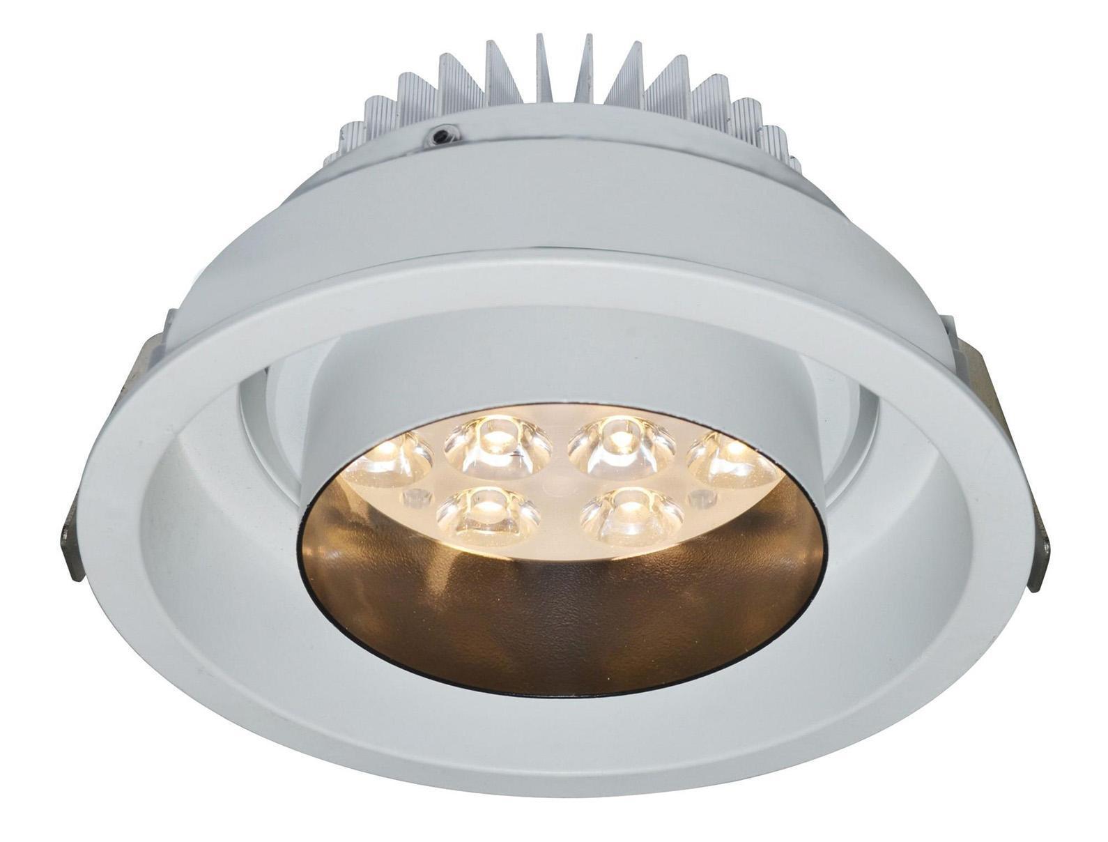 A2012PL-1WH MISSILE Встраиваемый светильникA2012PL-1WH12W LED; 840 lm Материал: Арматура: АлюминийРазмер: 152x152x85Цвет: Белый