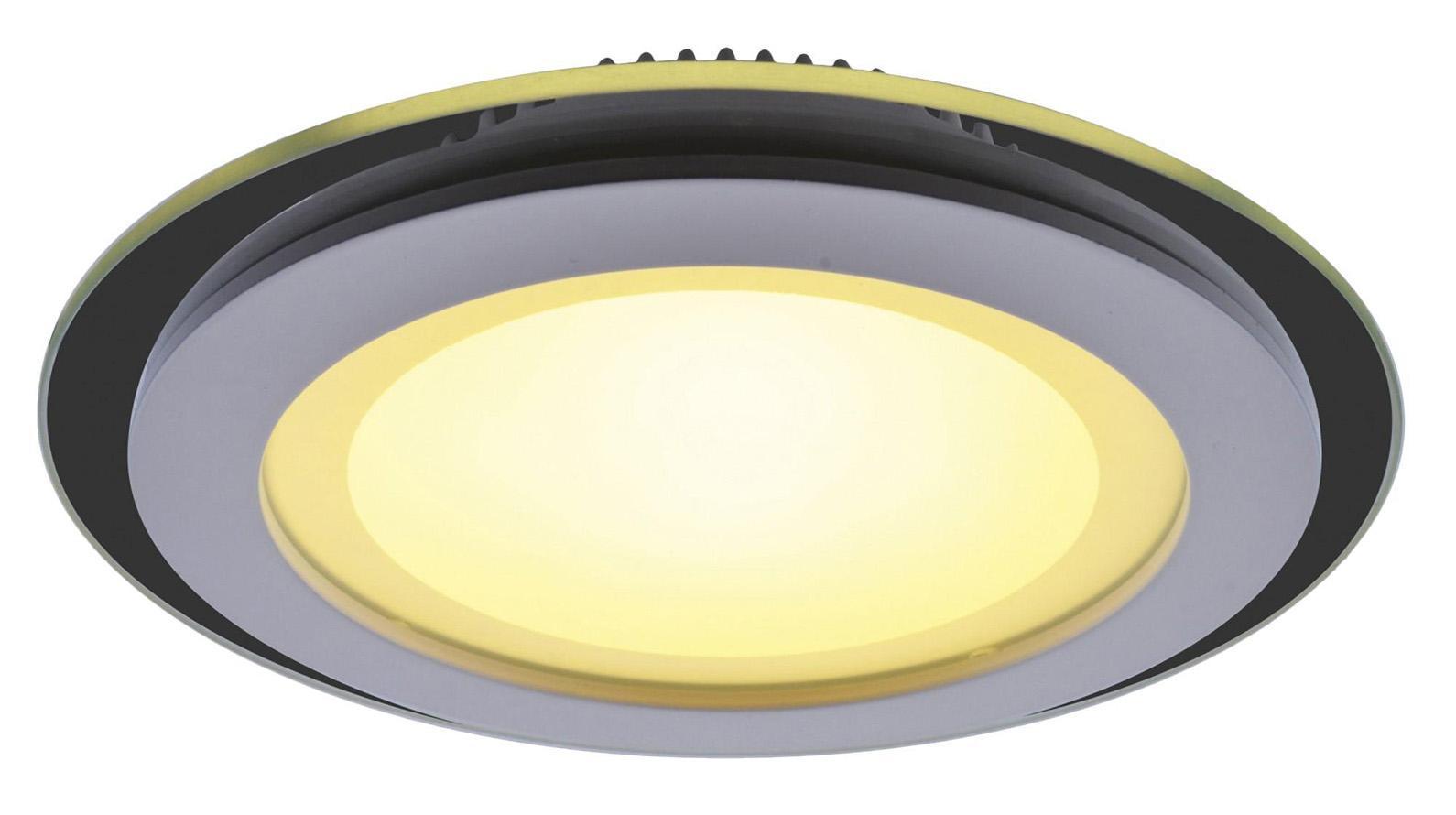 A4112PL-1WH RAGGIO Встраиваемый светильникA4112PL-1WH12W LED; 960 lm Материал: Арматура: Алюминий / Элемент декора: СтеклоРазмер: 160x160x45Цвет: Белый