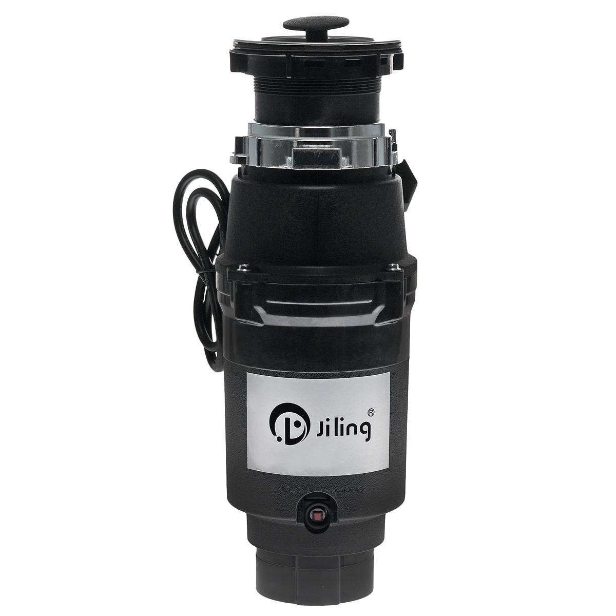 Измельчитель пищевых отходов Jiling FCD-320FCD-320Измельчитель бытовых отходов Jiling FCD-320 предназначен для установки в кухонных помещениях. Имеет хорошую звукоизоляцию, что делает его практически бесшумным. Тип мотора: магнитный моторНапряжение: 220-240 ВДиаметр измельчителя: 11,5 см.Скорость двигателя без нагрузки: 3600 об/минНепрерывная подачаФункция Anti-jam Функция Dual EMIСпециальный PM двигатель с большим крутящим моментом для высокой производительности Камера измельчения и поворотные рабочие колеса из нержавеющей стали