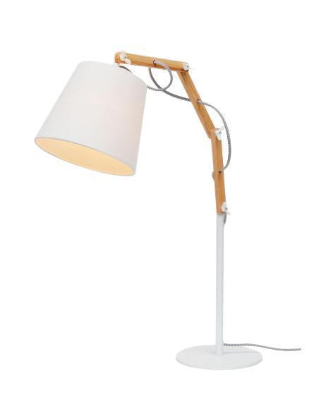 A5700LT-1WH PINOCCIO Настольная лампа эльдорадо настольная лампа