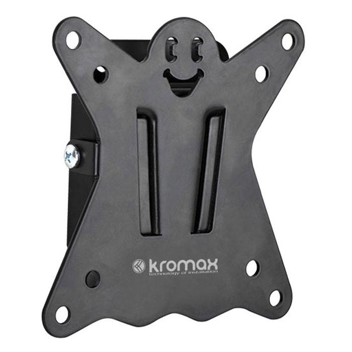 Kromax Casper-100, Black настенный кронштейн для ТВ