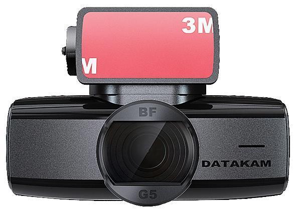 Datakam G5-City BF видеорегистраторG5-City BFВидеорегистратор - устройство видео наблюдения с сохранением кадров, которые привязаны ко времени их создания. Его, как правило, устанавливают в автомобиле, чтобы снимать все, что происходит впереди и сзади. Это позволяет инспектору ДПС или судье увидеть ситуацию вашими глазами, а оспорить подобные показания будет невозможно