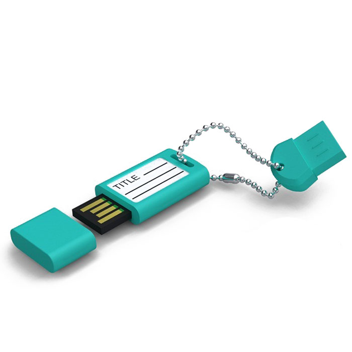 Iconik Для фильмов 16GB USB-накопитель - Носители информации