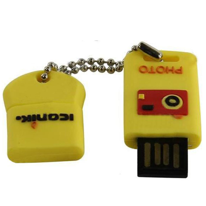 Iconik Для фото 8GB USB-накопитель - Носители информации