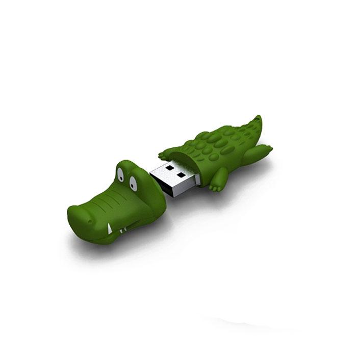Iconik Крокодил 8GB USB-накопитель - Носители информации