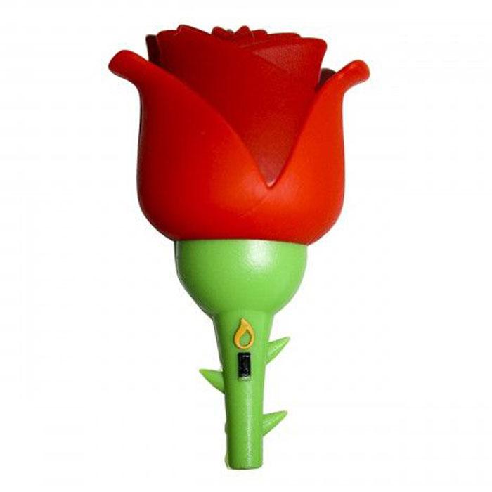 Iconik Роза 16GB USB-накопительRB-ROSE-16GBФлеш-накопитель в виде розы - подходящий и полезный подарок. Резиновый корпус обеспечивает долгий срок службы и предохраняет устройство от внешних воздействий. Бутон служит колпачком, защищающим коннектор от попадания влаги и пыли.