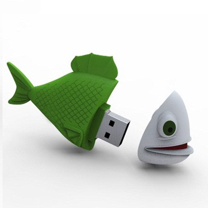 Iconik Рыба 8GB USB-накопительRB-FISHG-8GBИнтересный, забавный, а, главное, функциональный сувенир, Iconik Рыба послужит замечательным подарком для коллег и друзей, ценящих юмор. Подарит заряд хорошего настроения, а так же, возможно, послужит хорошим началом коллекции необычных флешек.