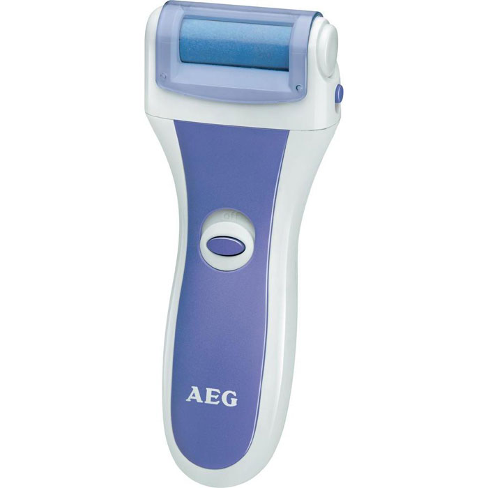 AEG PHE 5642, White Lilac электрическая роликовая пилка - Маникюр и педикюр