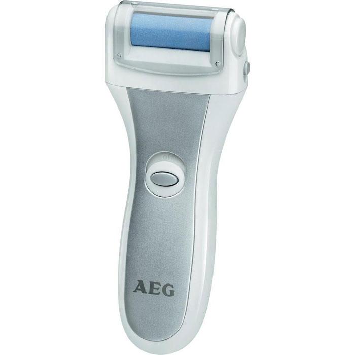 AEG PHE 5642, White Silver электрическая роликовая пилка - Маникюр и педикюр