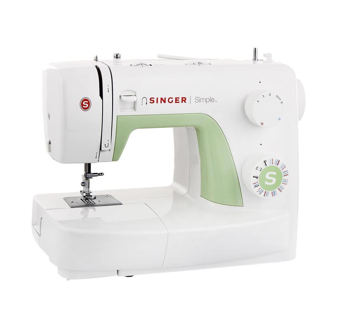 Singer 3229 швейная машина3229Классическая швейная машина Singer Simple 3229 имеет богатый набор строчек, включая множество декоративных, умеет делать все основные швейные операции и отлично подойдет для обучения шитью, шитья и ремонта одежды, шитья предметов домашнего обихода и для других подобных работ.