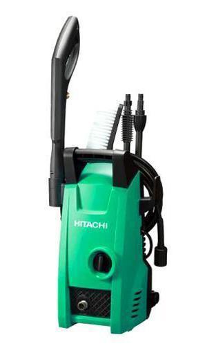 Мойка портативная Hitachi AW 130AW 130Мойка высокого давления Hitachi AW130 - универсальный аппарат для быстрой очистки различных поверхностей от грязи. Рукоятка облегчает переноску мойки с места на место. Хранить насадки удобно на аппарате благодаря специальным держателям. Особенности:Широкие возможности мойки благодаря длинному шлангу;Компактная и легкая;Колеса и рукоятка для легкого перемещенияВстроенная защита от перегрева;Функция Сифон;Поворотный переключатель вкл/выкл для удобного использования.