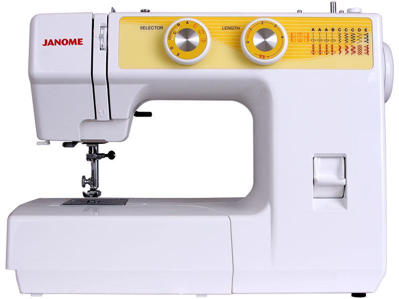 Janome JT1108 швейная машина