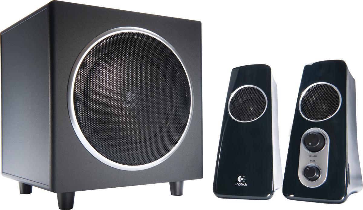 Logitech Z523 Dark (980-000321)980-000321Эта акустическая система 2.1 с глубокими басами и объемным звуком позволит вам заново открыть для себя искусство слушать музыку — звук будет заполнять всю комнату.