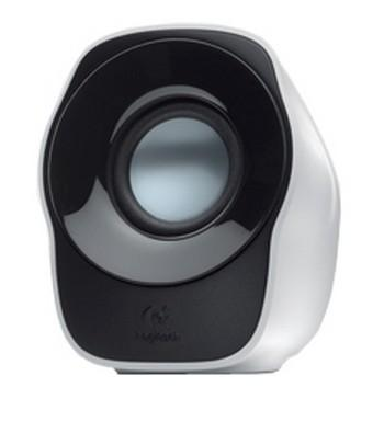 Logitech Z-120, White Black (980-000513) колонка logitech z523 light speaker system 980 000367 980 000321