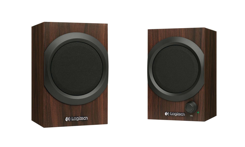 Logitech Z240 Wood Sputnik, 2.0 (980-000756) колонки980-000756