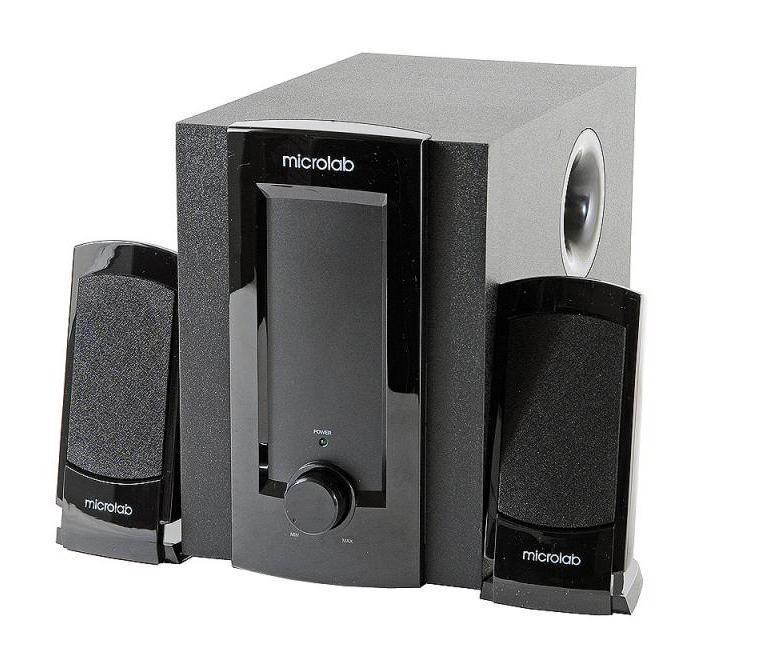 Microlab M-310, Black акустическая системаM310Профессиональный усилитель. Отлично совместим со звуковыми платами РС, ноутбуками, портативными аудиоплеерами. Система имеет магнитную экранировку, поэтому ее можно располагать вблизи мониторов или телевизоров. Возможность подключения к двум источникам звука одновременно.