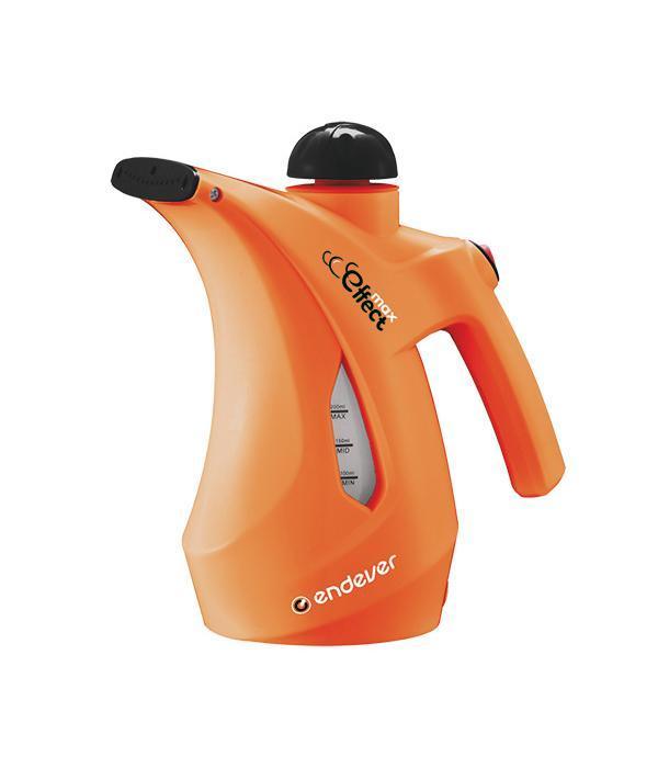 Endever Odyssey Q-412 отпаривательEndever ODYSSEY Q-412 OrangeENDEVER Odyssey Q-412 полностью перевернёт ваши представления об уходе за вещами, сэкономит силы и время, обеспечит идеальный результат! Предназначен для отпаривания одежды, очистки, дезинфекции различных поверхностей и предметов обихода