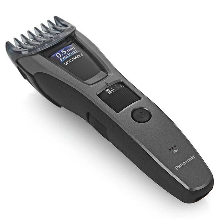 Panasonic ER-GB60-K520 триммерER-GB60-K520Выбирая нужную насадку, вы можете с легкостью подравнять бороду или усы, подстричь волосы на голове или ухаживать за волосами на теле с помощью тримера Panasonic ER-GB60-K520. Идеально подходит для аккуратной стрижки бороды и создания четких линий, ретуширования и подравнивания.Острое лезвие с заточкой 45°:Прочные лезвия из нержавеющей стали с заточкой 45° обеспечивают точное срезание волос. Лезвия с острыми передними краями с легкостью удаляют даже толстые и жесткие волосы.Насадка для стрижки волос:Прикрепите насадку и установите нужную длину. Позволяет с легкостью подровнять волосы за ушами и на затылке. Благодаря настройке длины от 11-20 мм волосы удаляются легко и плавно.Работа от сети или аккумулятора:Подходит для использования как от сети, так и от аккумулятора. Благодаря аккумулятору устройство можно с удобством использовать в ванной комнате или в поездке.