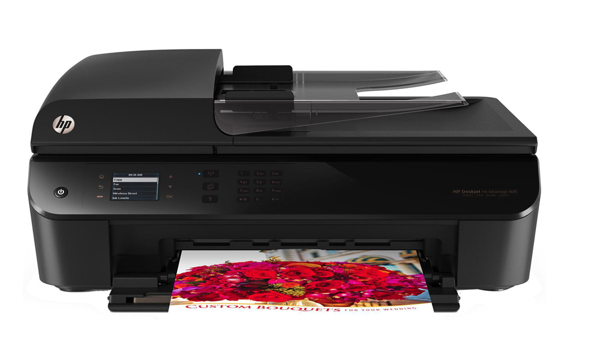 HP Deskjet Ink Advantage 4645 (B4L10C) МФУ
