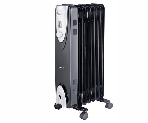 Polaris PRE L 0715 масляный обогревательPRE L 0715Радиаторы маслонаполненные предлагает к Вашим услугам свои секции под механическим управлением. Полотенцесушитель позаботится о ваших полотенцах, а встроенный тепловентилятор быстро и эффективно нагреет воздух в помещении. В этих моделях от Polaris предусмотрена и защита от перегрева. Настроить температуру воздуха поможет регулируемый термостат на корпусе обогревателя
