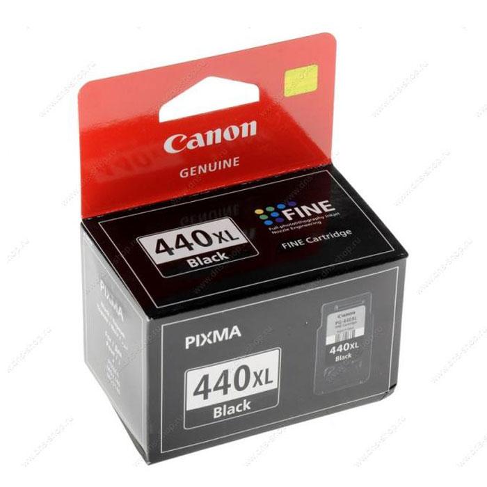 Canon PG-440 BK XL картридж для струйных принтеров5216B001Картридж с чернилами Canon PG-440XL для струйных принтеров, МФУ. Чернила используются водорастворимые QuickDry.