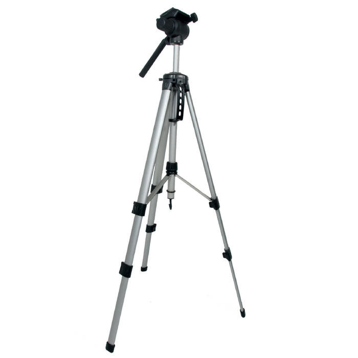 Rekam RT-L38 штативRT-L38Rekam RT-L38 – универсальный штатив для любительской фото- и видео съемки. 3-секционная конструкция выдерживает нагрузку до 4 кг. Поперечные растяжками между опорами и центральной колонной позволяют легко установить штатив не обладая особыми навыками. Многогранное сечение ног придает конструкции хорошую прочность. Конструкция 3D «головы» позволяет поворачивать камеру для съемки вертикальных кадров, и производить панорамную и видео съемку. Управление «головой» осуществляется при помощи ручки. Высота ног фиксируется при помощи удобных клипсовых зажимов. Для оперативного изменения высоты центральная колонна оснащена дополнительным замком-фиксатором.Реечный микролифт с фиксатором и ручкой позволяет осуществлять особо точную и плавную регулировку высоты штатива. Съемная площадка для крепления камеры обеспечивает надежную фиксацию, и позволяет оперативно установить и снять технику. Для правильной установки горизонта штатив оснащен двумя жидкостными уровнями, - для горизонтального и вертикального выравнивания. Для придания большей устойчивости, центральная колонна штатива оснащена крюком для подвеса груза. Центральная колонна оснащена ручкой для переноски штатива.
