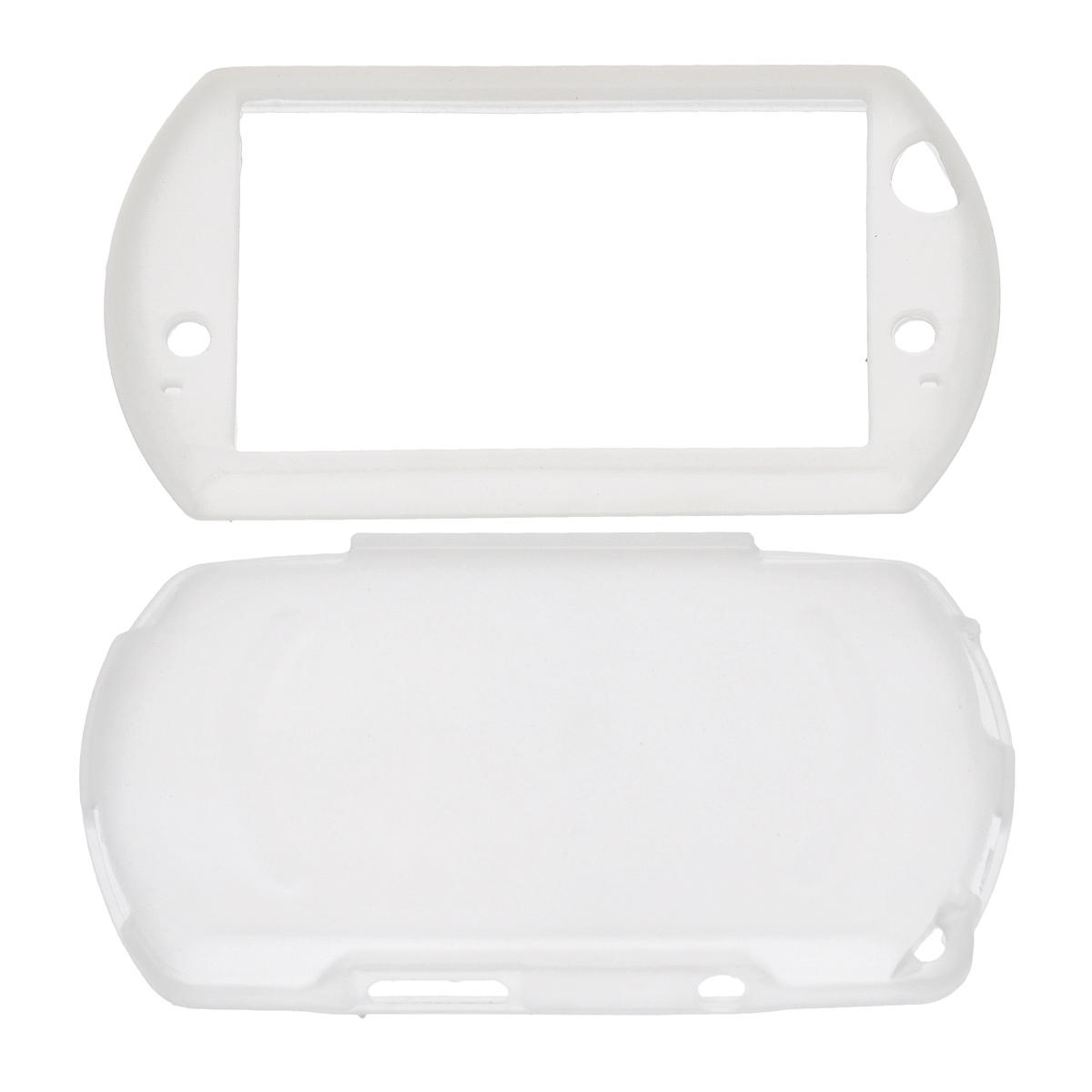Силиконовый чехол Silicon Sleeve для PSP GoPSPGO-Y048Силиконовый чехол Silicon Sleeve для PSP Go надежно защитит вашу консоль от царапин и сколов. Конструкция обеспечивает свободный доступ ко всем кнопкам управления, не закрывая разъем карты памяти и аудио выхода. Чехол отлично держится в руках, не скользит.