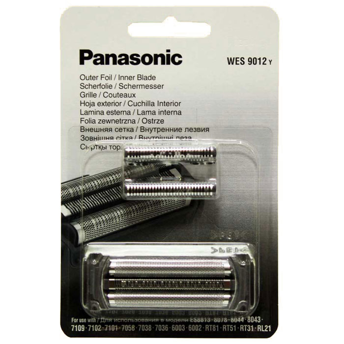 Panasonic WES 9012 Y cетка + режущий блок к бритве