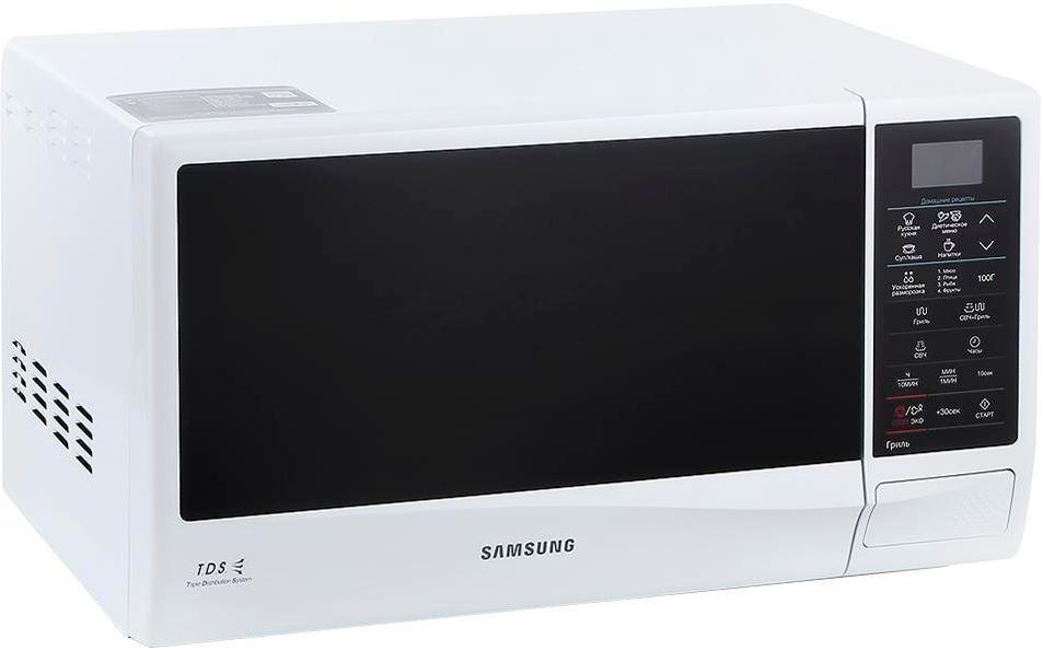 Samsung ME-83KRW-2 СВЧ-печьME83KRW-2Микроволновая печь Samsung GE83KRW-2 будет для вас незаменимым помощником на кухне. Данная модель обеспечивает равномерное приготовление пищи за счет однородного распределения микроволн в рабочей камере. Благодаря биокерамическому покрытию ваша СВЧ-печь будет всегда выглядеть как новая.